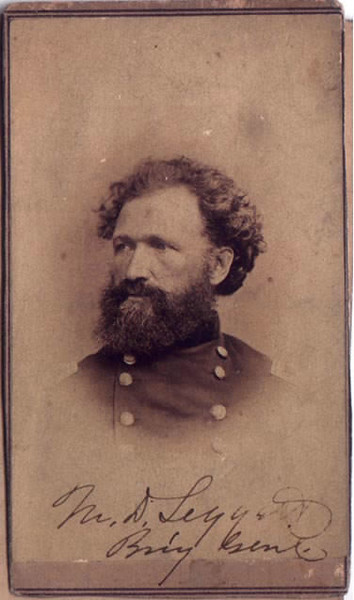 Col. Mortimer D. Leggett 2 (78th OVI)