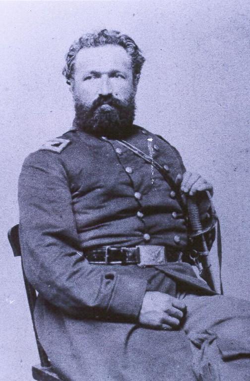 Col. Mortimer D. Leggett (78th OVI)