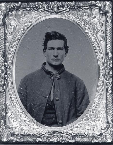 Sgt Finley McDonald, Co. H