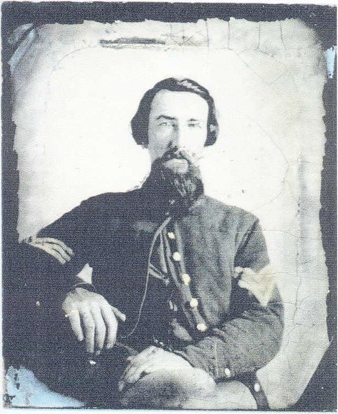 Sgt. James Gallagher, Co. K (78th OVI)