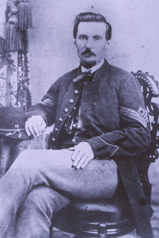 1st Sgt. John H. Morrison, Co. I (78th OVI)-1