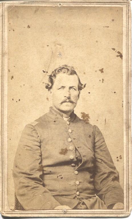 Lt. Andrew McDaniel, Co. D., 78th OVI