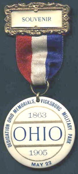 Vicksburg Memorial Medal-1