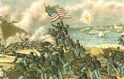 Assault on Ft. Wagner