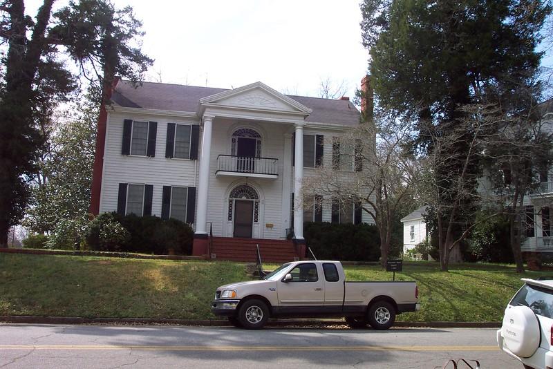 Milledgeville (Williams-Orem-Sallee Home)