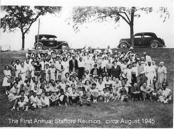Stafford Reunion (1945)