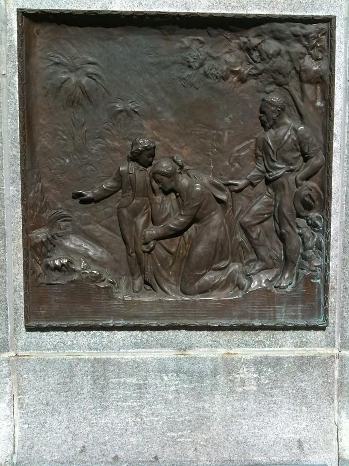 Emancipation Symbolism Plaque