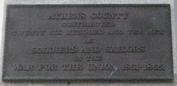 Union Dedication Plaque