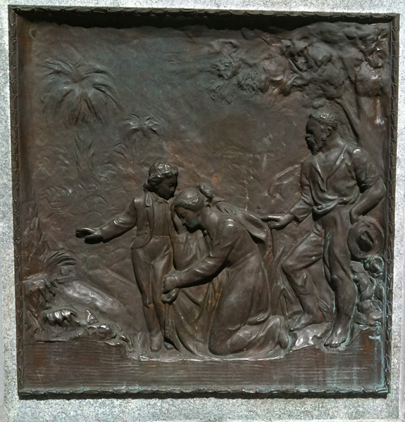 XCU Emancipation Symbolism Plaque