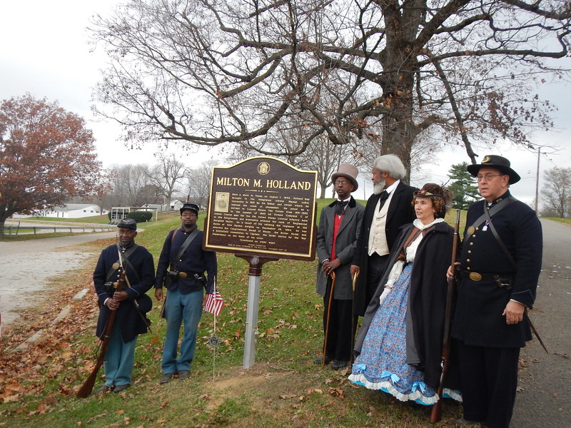 Holland Marker Dedication 016