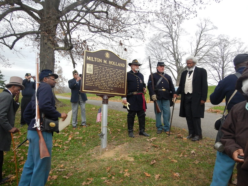 Holland Marker Dedication 008