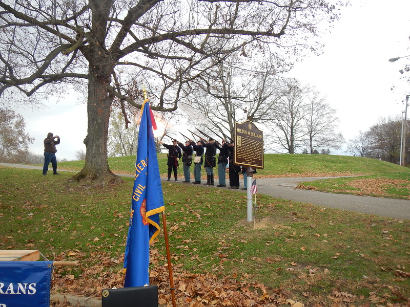Holland Marker Dedication 006