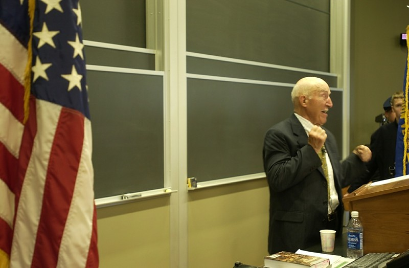 Cornwell Lecture 2004