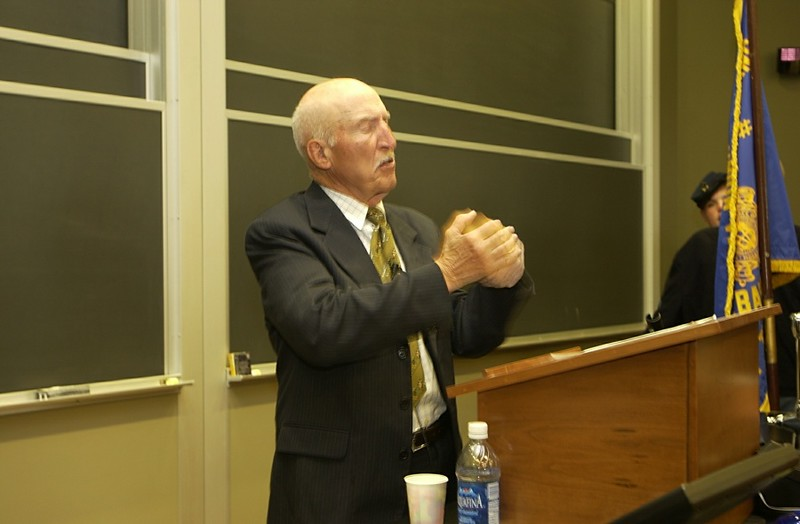 Cornwell Lecture 2004