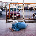 Beggar, Herat