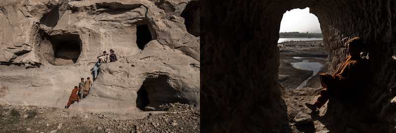Jalalabad Caves