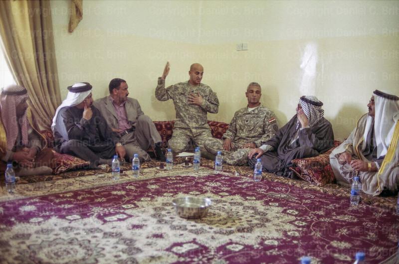 Sheik Meeting 17