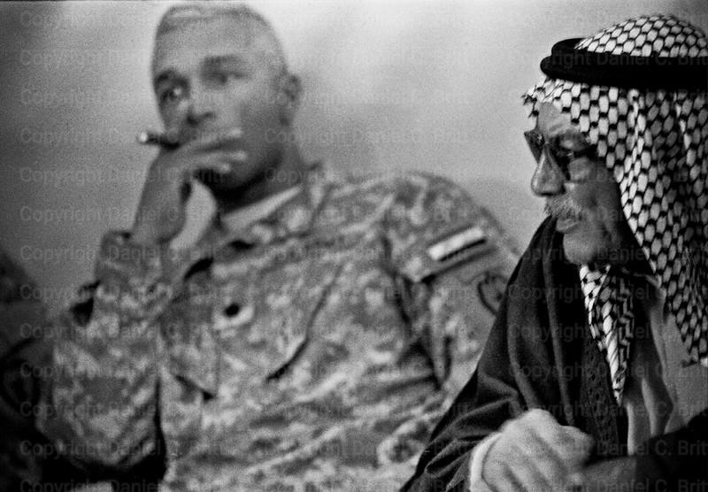 Sheik Meeting