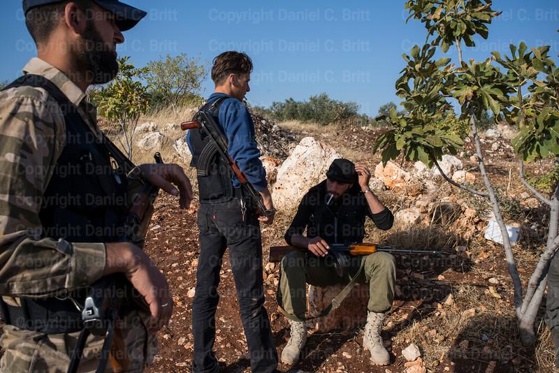 Rural Syrian Rebels 52