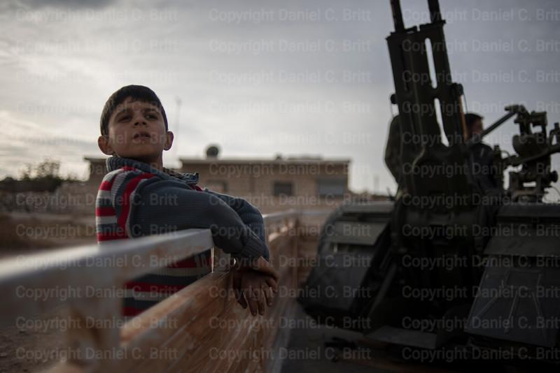 Boy, Marat al-Nouman