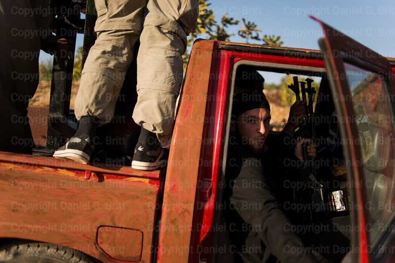 Rural Syrian Rebels 15