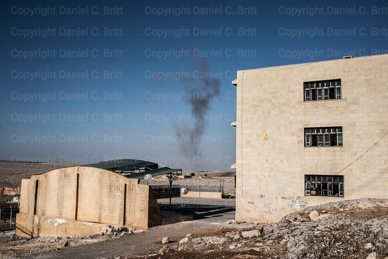 Barrel Bomb Smoke