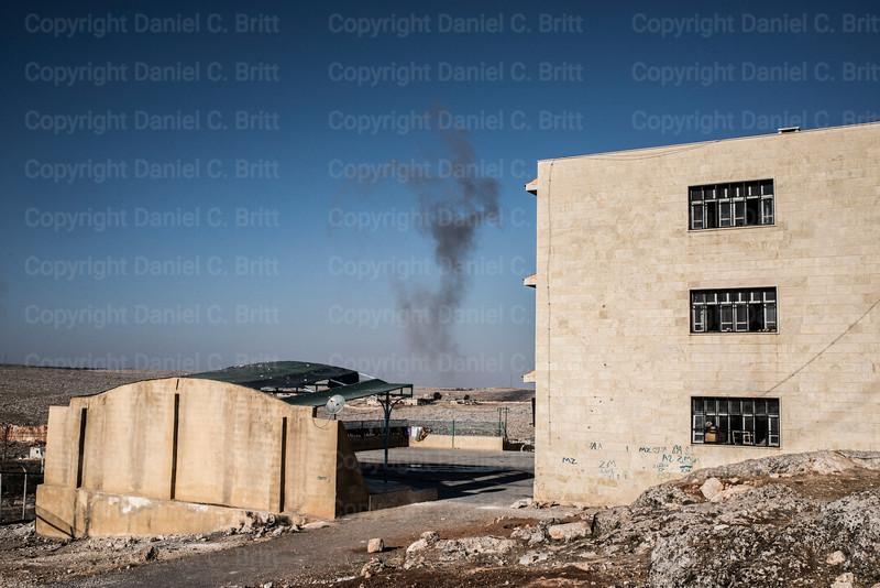 Barrel Bomb Smoke