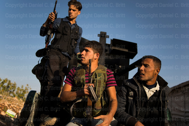 Rural Syrian Rebels 4