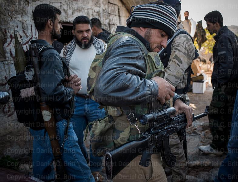 Rural Syrian Rebels 14