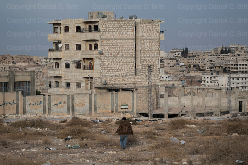 Marat al-Nouman Cityscape 2