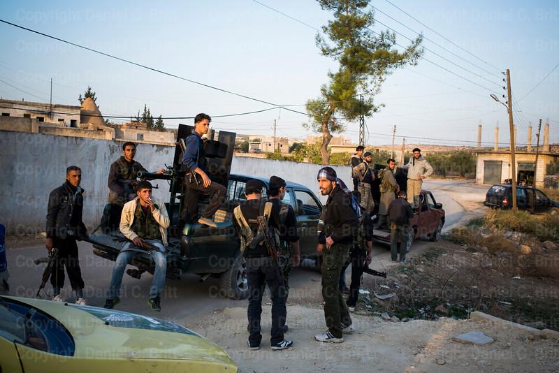 Rural Syrian Rebels 55