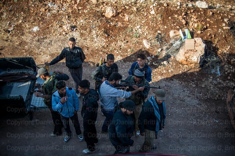 Rural Syrian Rebels 54