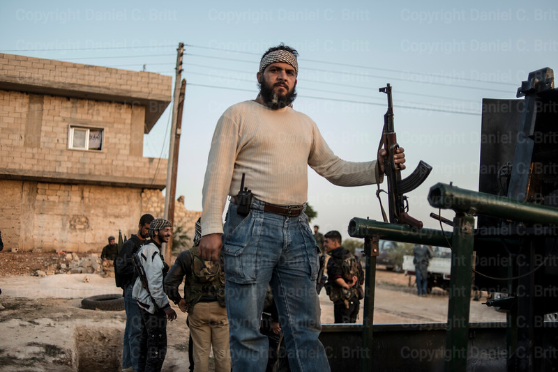 Rural Syrian Rebels 51