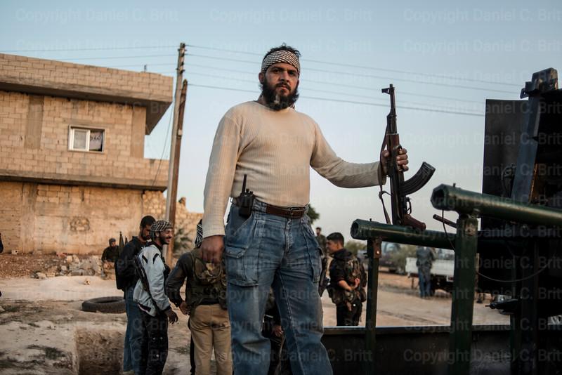 Rural Syrian Rebels 51