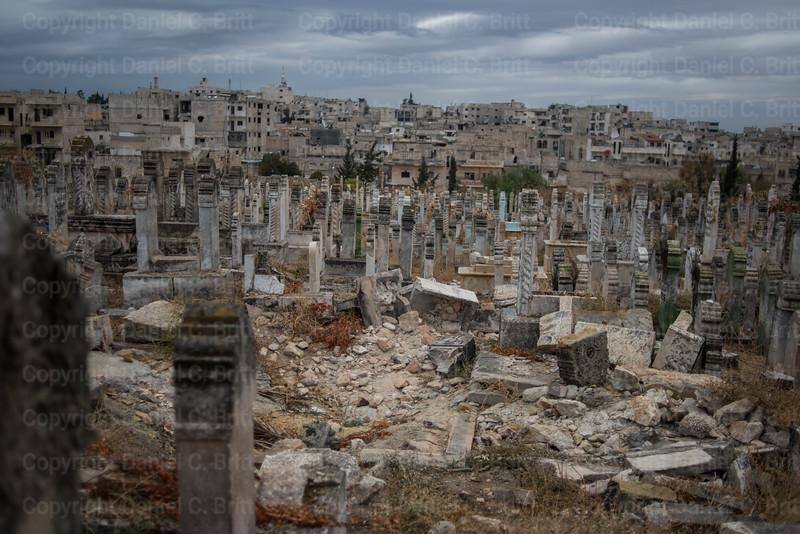 Graveyard, Marat al-Nouman