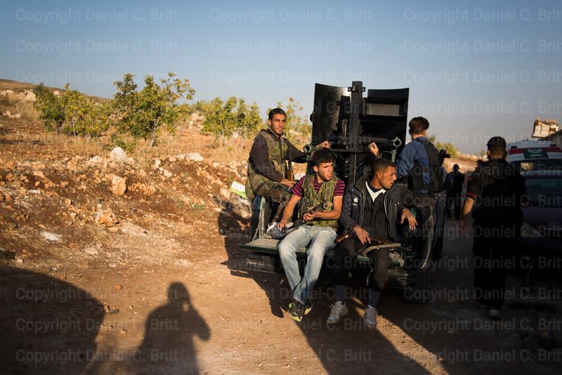 Rural Syrian Rebels 57