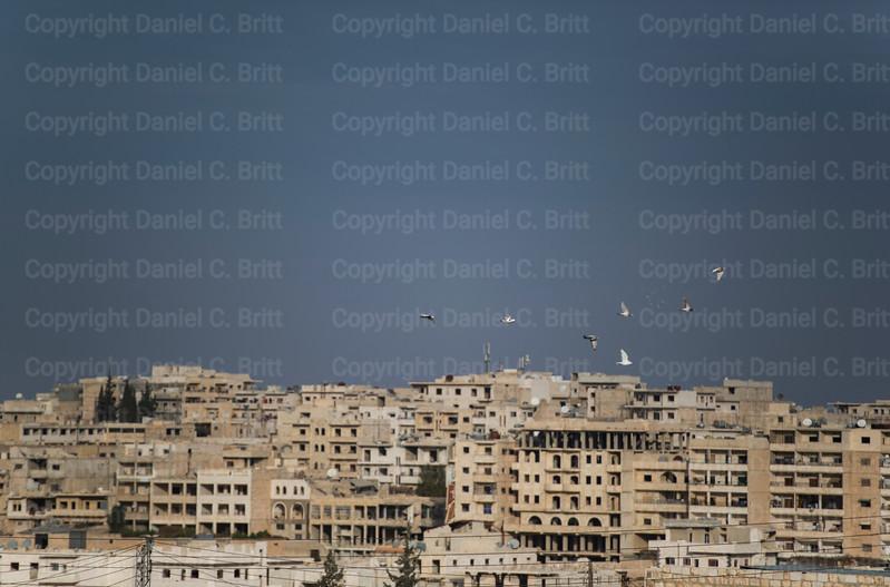 Marat al-Nouman Cityscape