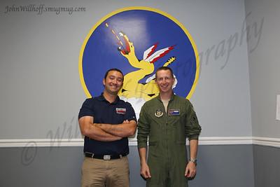 WarBirdsNews Visits Columbus AFB!