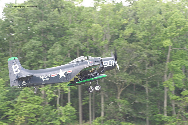 "Douglas AD-4 ""Skyraider"""