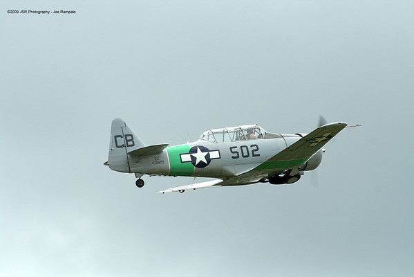 North American SNJ-5