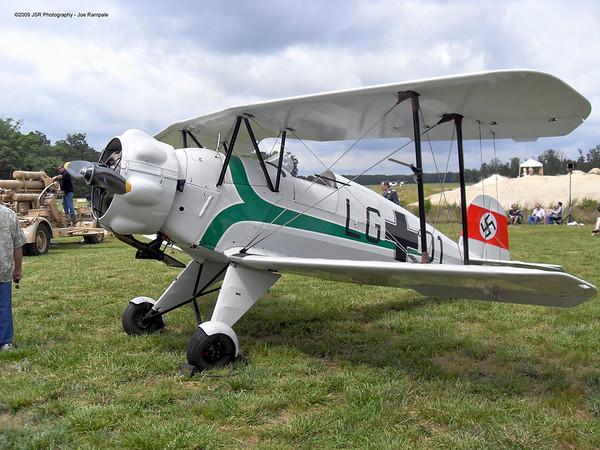 """Bucker Bu-133 """"Jungmeister"""""""