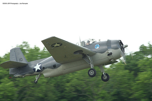 "General Motors TBM-3E ""Avenger"""