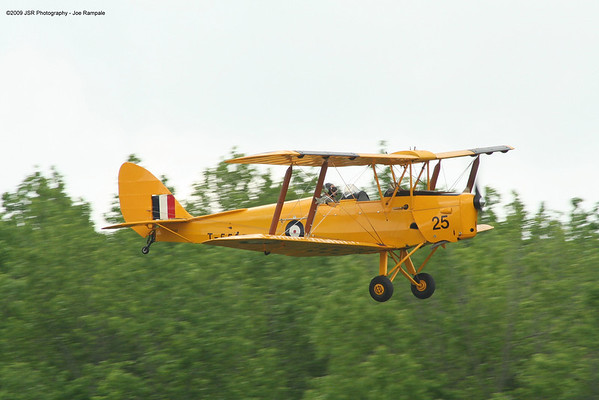 "de Havilland DH-82A ""Tiger Moth"""