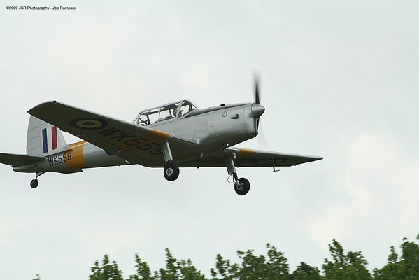 "de Havilland of Canada DHC-1 ""Chipmunk"""