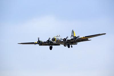 B-17 Liberty Belle