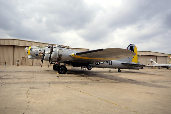 "B-17 Flying Fortress ""Liberty Belle"""