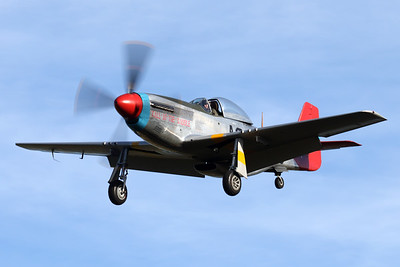 44-72035 | North American P-51D Mustang | Hangar 11 Collection