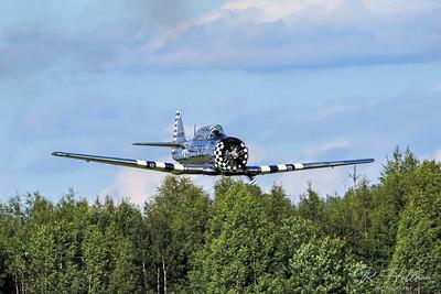 North American AT-6 Harvard IIA