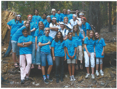 2010 Girls Camp