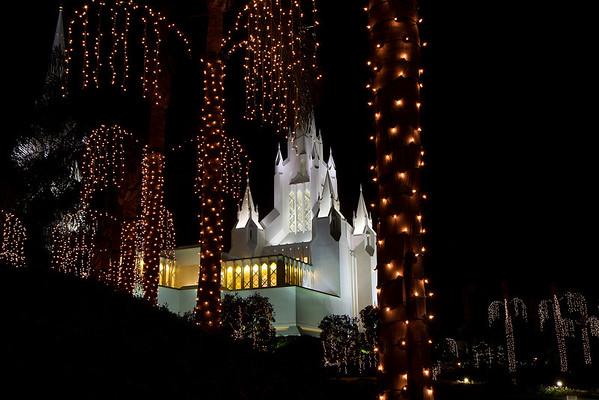 2010-1207 San Diego Temple in La Jolla